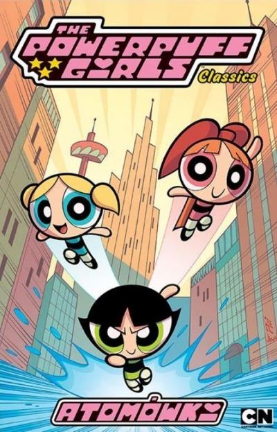 Atomówki - The Powerpuff Girls praca zbiorowa