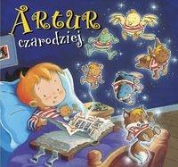 Artur czarodziej Joris Daniel