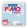 Masa termoutwardzalna Fimo Effect błękitny kryształ (8020-306)