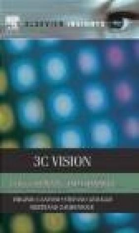 3C Vision Stefano Levialdi, Bertrand Zavidovique, Virginio Cantoni