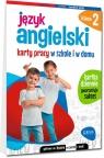 Język angielski. Karty pracy w szkole i w domu - klasa 2