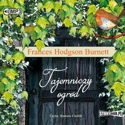 Tajemniczy ogród (Audiobook) Frances Hodgson Burnett