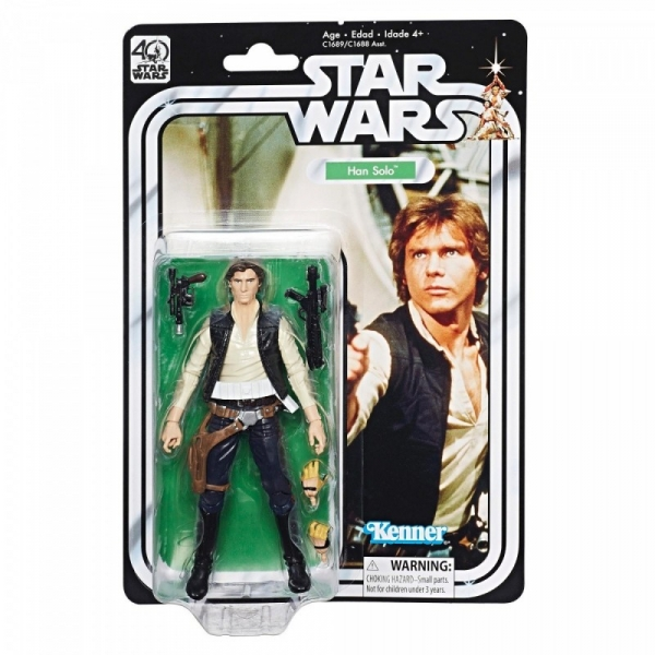 Star Wars Black Series Han Solo (C1688/C1689)