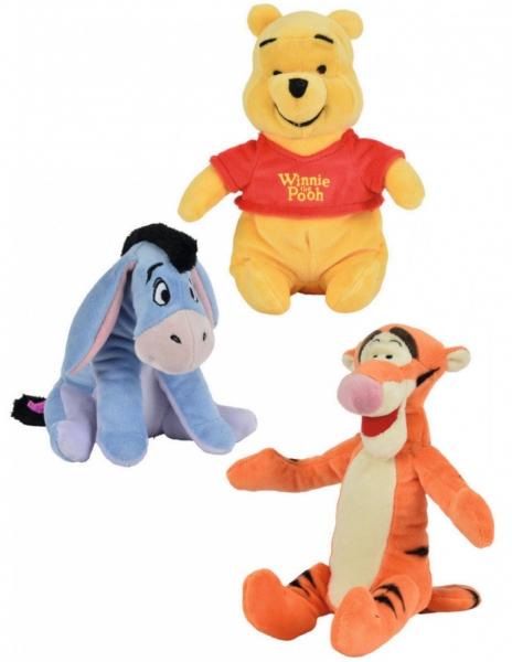 Disney Pluszak z bajki Kubuś Puchatek i przyjaciele