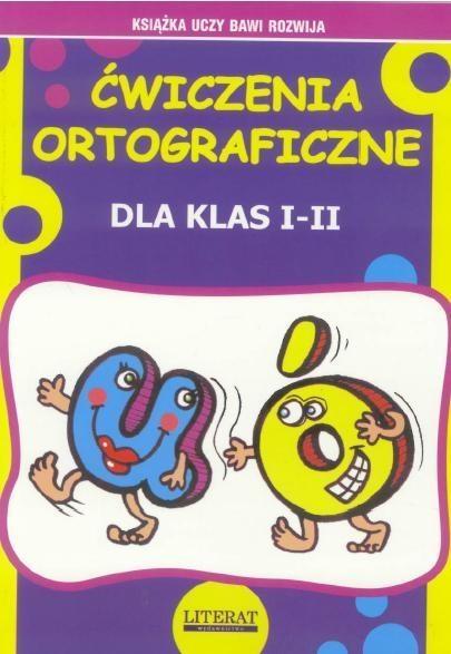 Ćwiczenia ortograficzne dla klas 1-2 Guzowska Beata, Jerzyk Katarzyna
