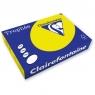 Papier kolorowy Trophee kolorowy A4 - żółty jasny 120 g (xca41292)