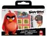 Pieczątki w walizce Angry Birds