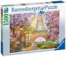 Ravensburger, Puzzle 1500: Miłosny Paryż (160006)