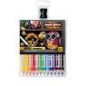 Kredki bambino w oprawie drewnianej 12 kolorów Angry Birds