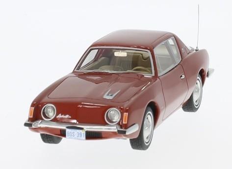 Studebaker Avanti 1963 (red) (47175)