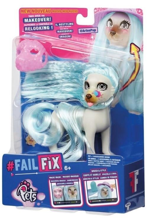 Figurka FAILFIX - Zwierzaki Metamorfoza Arteepup (MO-12815/MO-12820)