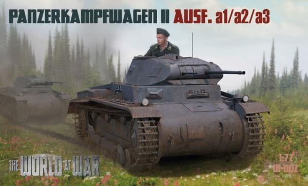 Panzerkampfwagen II AUSF. a2 (WAW002)
