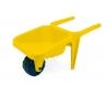 Taczka piaskowa gigant - żółta (74800)