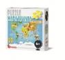 Puzzle 100: Mapa Świata