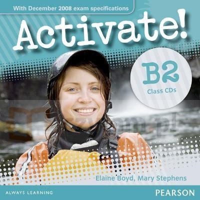 Activate B2 (FCE) Cass CD 2 Elaine Boyd, Mary Stephens