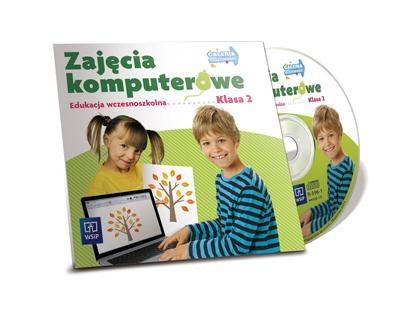 Informatyka  SP KL 2. CD-ROM do podręcznika. Zajęcia komputerowe. Galeria możliwości (2013) 156112, Danuta Kręcisz, Beata Lewandowska, Anna Kulesza