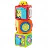 Smily Play, Wieża z klocków 25 cm (000613)