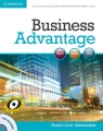 Business Advantage Intermediate Student's Book Koester Almut, Pitt Angela, Handford Michael, Lisboa Martin