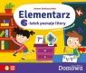 Domowa Akademia Elementarz 6-latek poznaje litery Straburzyńska Joanna