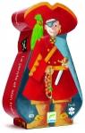 Puzzle postaciowe Pirat (DJ07220)