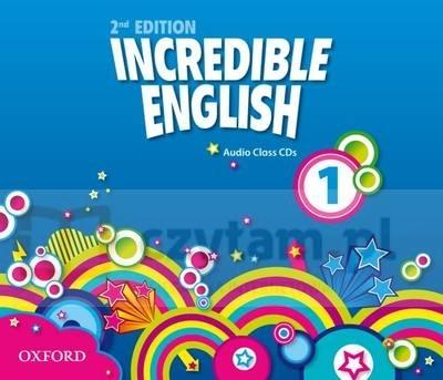 Incredible English 1 Audio Class 3CD