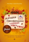 Języczek-Podróżniczek i cztery pory roku Jesień Scenariusze grupowych Bryła Maria, Muszyńska Aneta