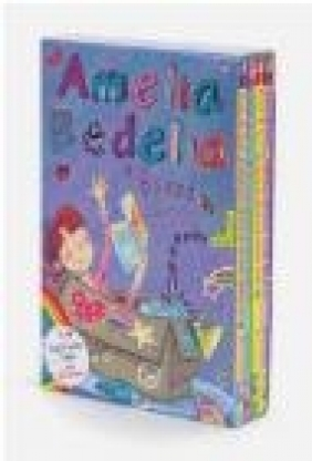 Amelia Bedelia Chapter Books Boxed Set Herman Parish