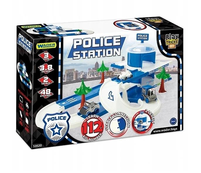 Wader, Play Tracks City - Posterunek policji (53520)