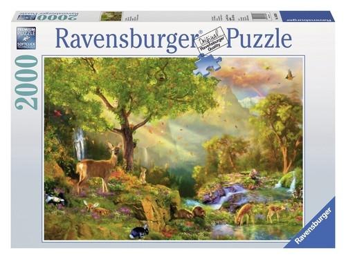 Puzzle Leśna sielanka 2000 (166206)