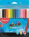 Flamastry Colorpeps Ocean 12 sztuk