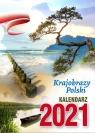 Kalendarz ścienny 2021 - Krajobrazy Polskie
