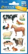 Naklejki dla dzieci - na wsi (53720)