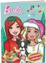 Barbie. Kolorowanka z naklejkami praca zbiorowa