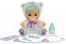 Cry Babies - interaktywny bobas Kristal (IMC098206)Wiek: 3+