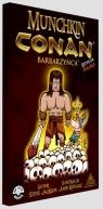 Munchkin: Conan Barbarzyńca