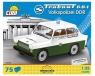 Klocki Cars Trabant 601 Volkspolizei DDR 74 elementów (24520) od 5 lat