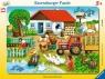 Puzzle ramkowe 15: Gospodarstwo domowe (6020) Wiek: 3+