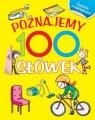 Poznajemy 100 słówek. Książka z naklejkami Joanna Babula (ilustr.)