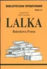 Biblioteczka Opracowań Lalka Bolesława Prusa