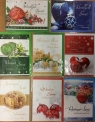 Karnet Boże Narodzenie B6 Premium + koperta mix