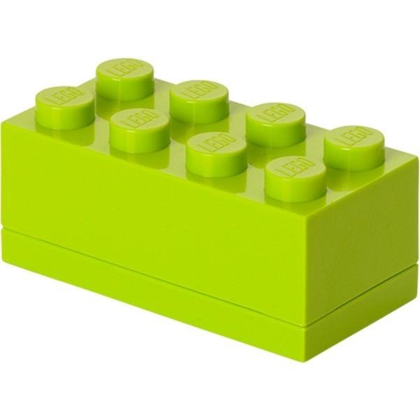 LEGO Pojemnik na lunch mini 8 jasnoziel.