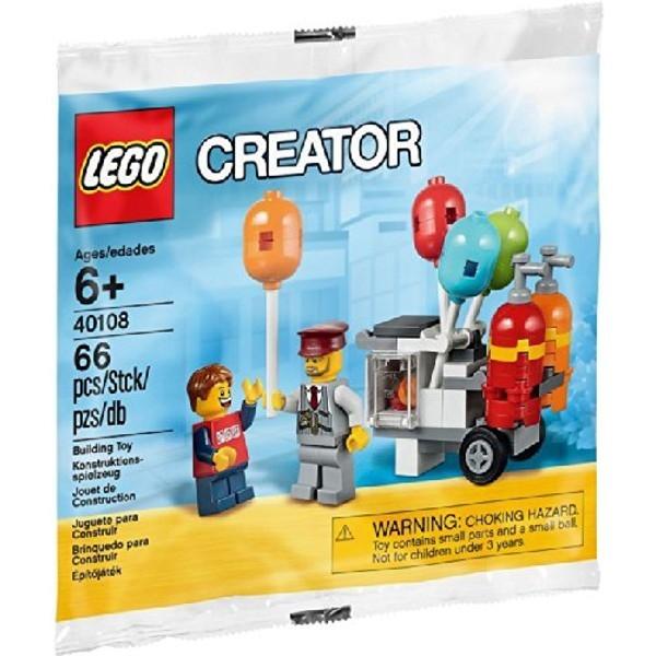 LEGO Creator wózek z balonem