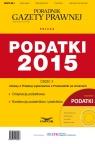 Podatki 2015 Zmiany część 3 nr. 5