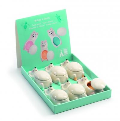 Ceramiczne pudełeczko na ząbek (DD03320)