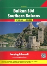 Southern Balcans atlas samochodowy 1:200 000 1:500 000