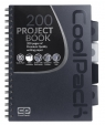 Coolpack - Project Book - Kołobrulion B5 Grey (94207CP)