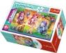 Puzzle mini 54: Wesoły dzień Enchantimals 4 TREFL