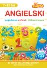 Angielski Zagadkowe cyferki i ciekawe słowa 7-12 lat Książka + CD