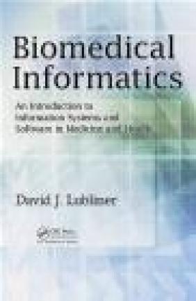 Biomedical Informatics David Lubliner