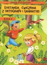 Dyktanda, ćwiczenia z ortografii i gramatyki. Klasa 2